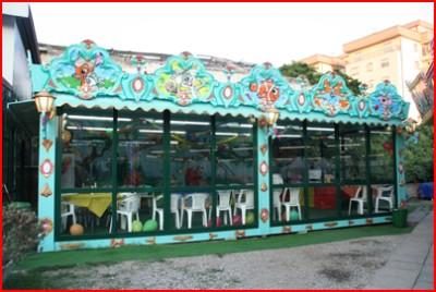 Luna park marsico giostre sala x feste bimbi giochi for Giostre luna park usate